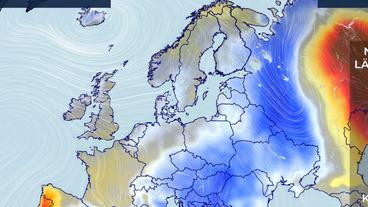 Euroopan Lämpimin Paikka Talvella