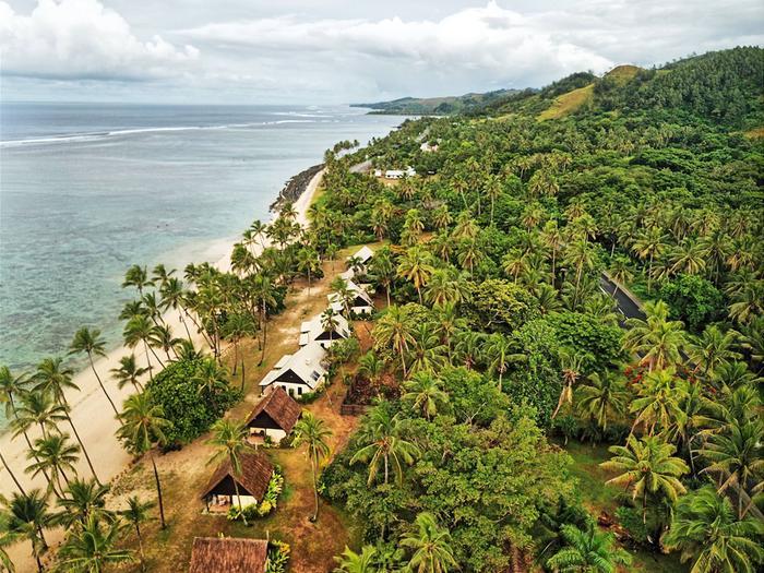 Fidžin saariryhmä sijaitsee MJO:n vaikutusalueella.