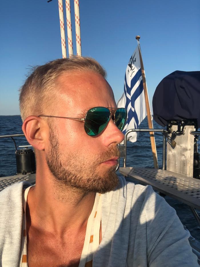 Forecan ja MTV Uutisten meteorologi Aleksi Jokela.