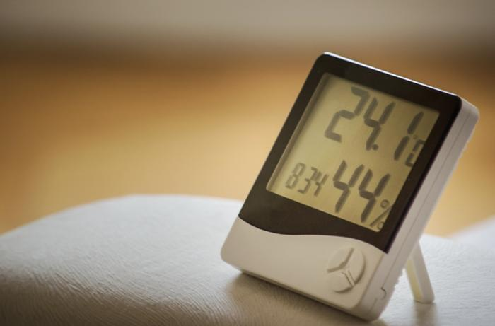 Ilman suhteellinen kosteus vaikuttaa siihen, minkälaisena koemme ilman ihollamme. Kosteassa ja lämpimässä ilmassa olo voi tuntua tukalalta.