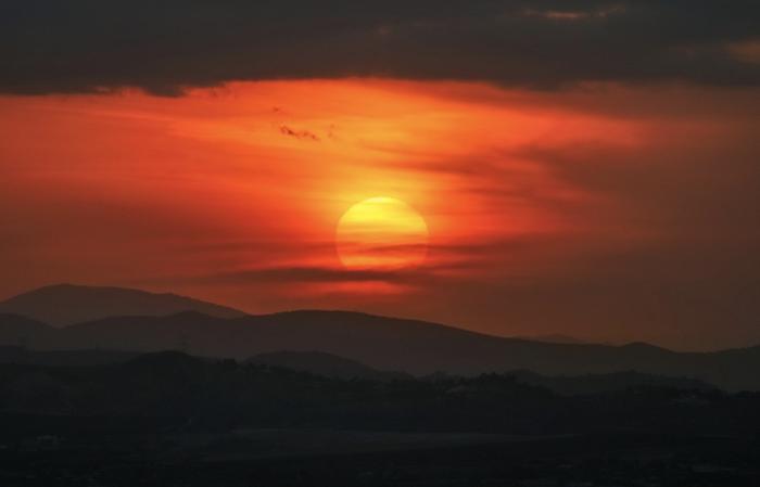 Paikallisen föhn-ilmiön ansiosta lämpötila voi kohota Espanjan itä- ja kaakkoisosassa lähipäivinä jopa lähelle 30 astetta.