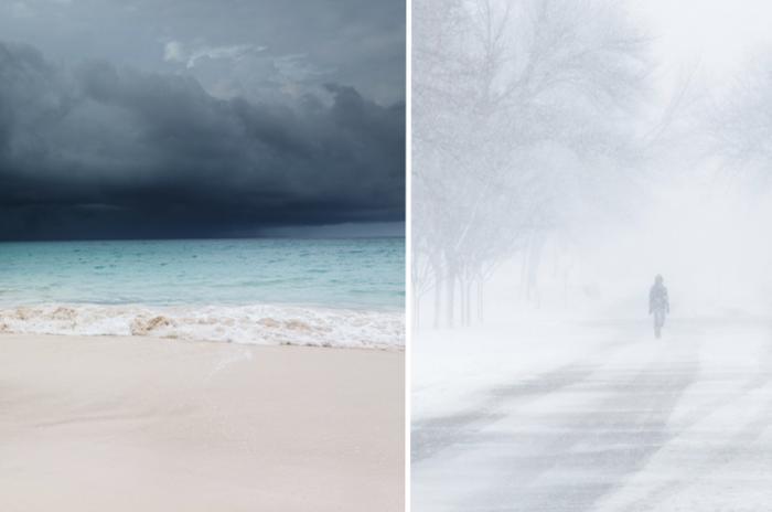 La Niña -ilmiön ennustetaan heikkenevän kuluvan vuoden aikana. Sateet ovat olleet runsaita Tyynen valtameren länsiosassa ja Yhdysvaltoihin La Niña on kuljettanut arktista säätä talven ja kevään aikana.