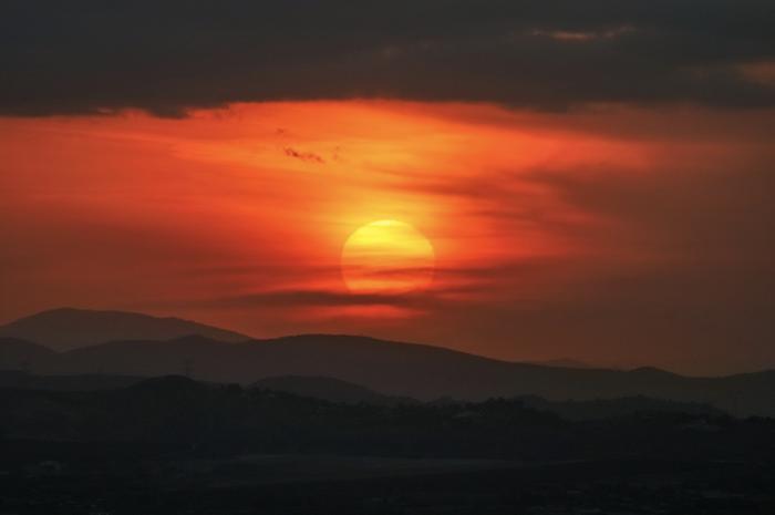Lämpötila voi kohota maanantaina Manner-Espanjassa yli 45 asteeseen.