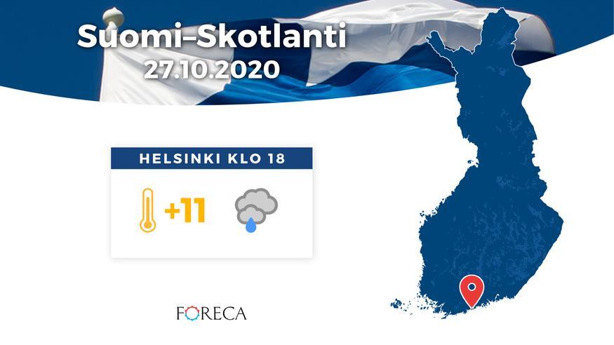 Helmarit ja Skotlanti vastakkain EM-karsintaottelussa – katso peli-illan ennuste Helsinkiin