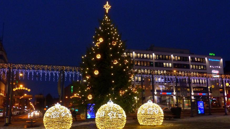 """Melkoinen sääsignaali jouluviikolle ja ensi vuoden alkuun asti – """"Hämmästyttävä ennuste"""""""