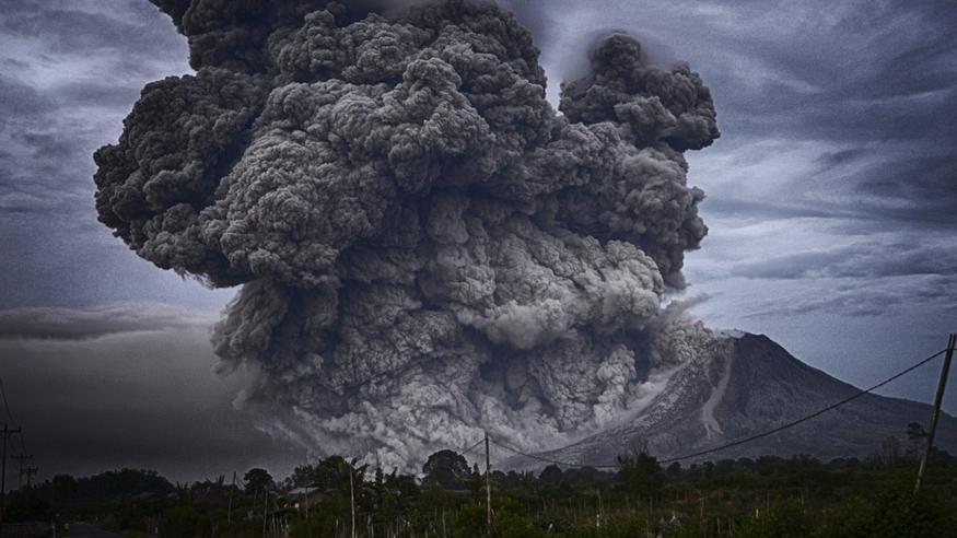 Vaikuttaako tulivuorenpurkaus säähän?