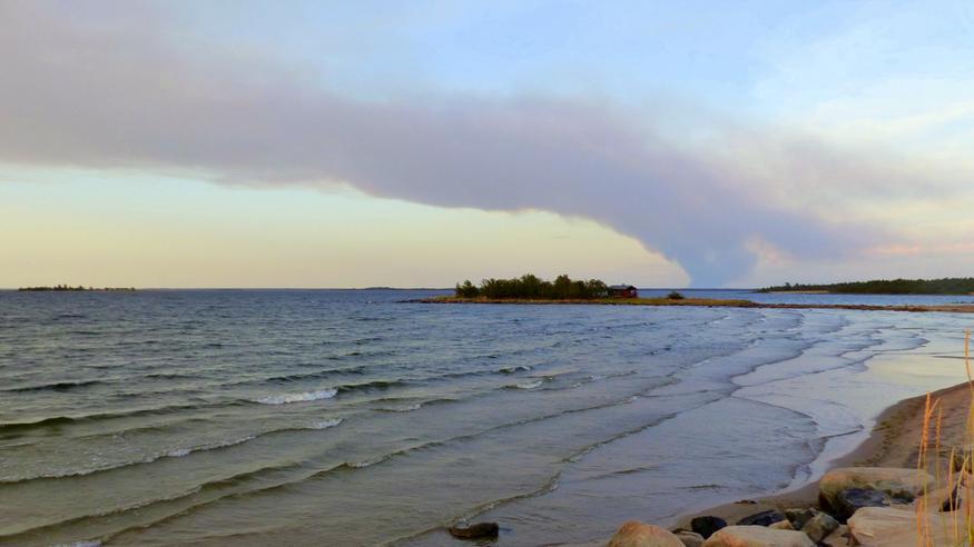 Uusin kuukausiennuste jakaa Suomen kahtia: jotkut saavat vettä, toisilla kuivuus jatkuu