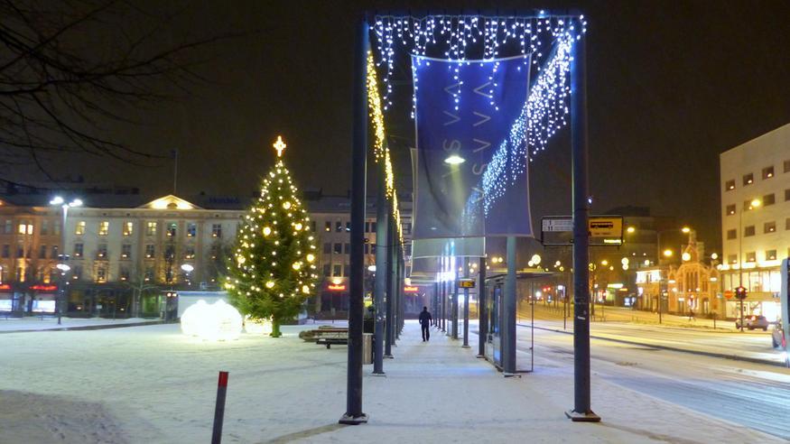 Tuore kuukausiennuste julki: Aluksi edessä selvä käänne – näin meteorologi kommentoi valkeaa joulua! Katso ennuste!