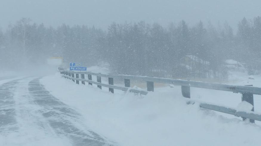 Uusi lumipyry täräyttää Suomeen tiistaina – pian edessä laajalti maaliskuun jäätävin yö