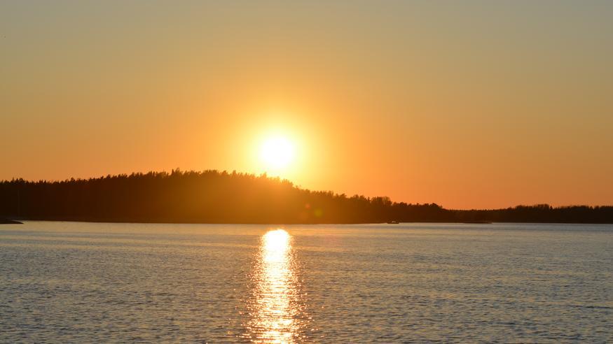 Tervetuloa kesäkuu ja hikinorot! Suomi voi viikon päästä olla Euroopan kuumimpia maita