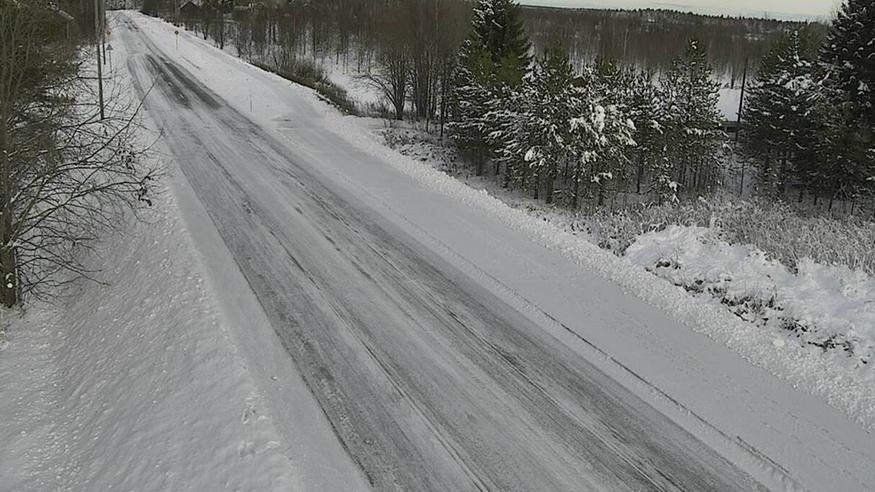Lapissa lunta jopa 37 senttiä, lunta ja räntää satanut etelässä asti – Utsjoella mitattu jo 10 pakkasastetta