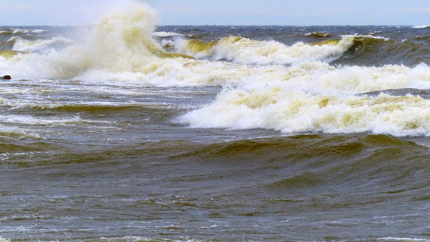 Aila-myrsky tähän mennessä: Hirmumyrskypuuskia, ankaraa myrskyä, yli 65 mm sadetta