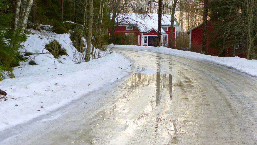 Plusasteet valtaavat alaa, jalankulkijoilla edessä vaarallisia aikoja – entä miten käy lumien? Kurkkaa ennuste!