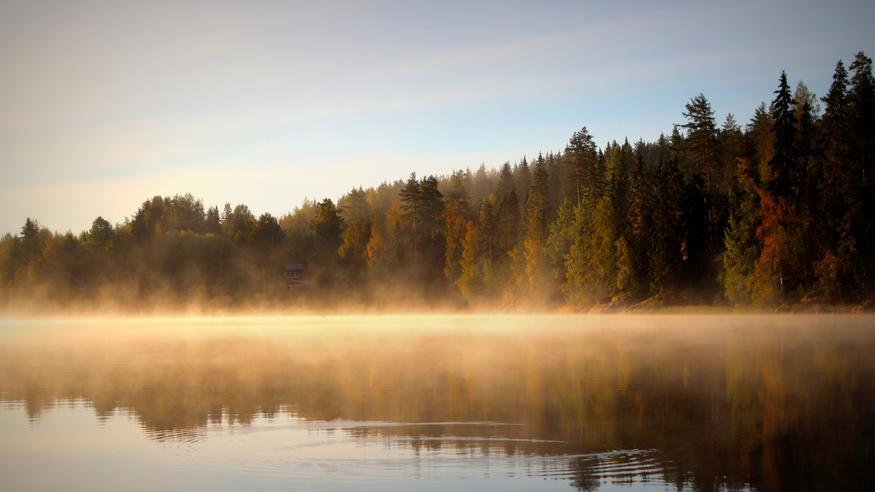 Syksy etenee Suomessa – katso kuvat alkavasta ruskasta ja muusta väriloistosta!