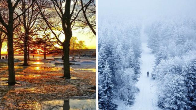 Maaliskuun ennuste: Lämpöpiikki vaihtuu painajaiseen