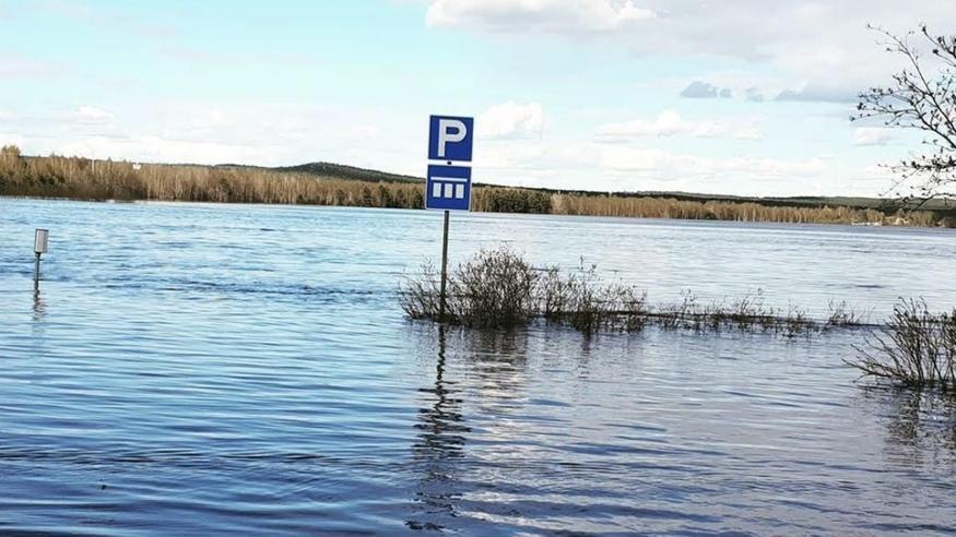 Lapin tulvat ja helteet – voiko hellettä esiintyä lumisilla alueilla?