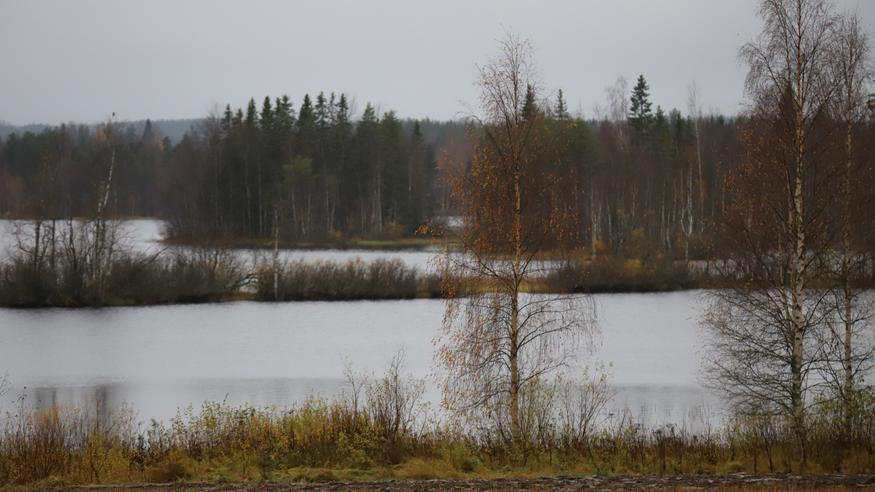 Lokakuun viimeisellä viikolla on sateista ja tuulista – sää lauhtuu Pohjois-Lapissa asti