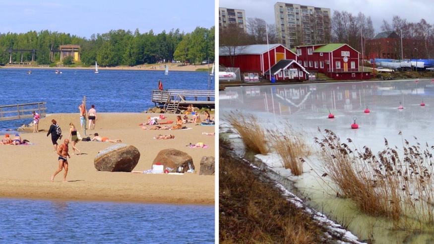 Tammi–marraskuun jakso oli Suomessa lämpimin vuodesta 1900 alkaen – jyrääkö 2020 mittaushistorian lämpimimmäksi vuodeksi?