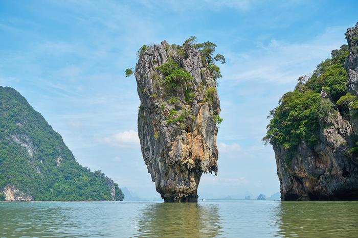 Ranta Thaimaassa.