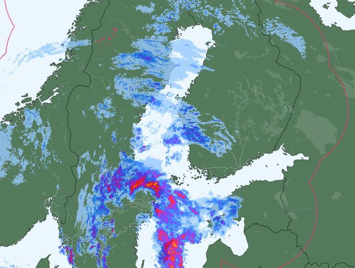 Helsinki Foreca