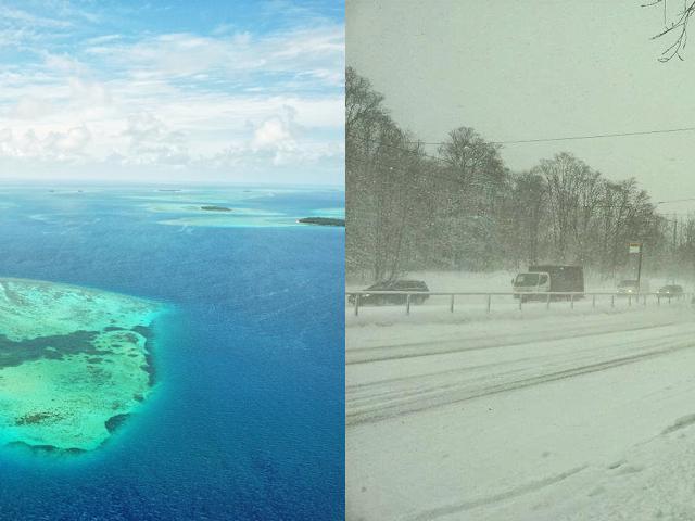 Parhaillaan on meneillään La Niña -vaihe, jonka vaikutusta Suomen talvisäähän ei suoraan pysty todentamaan.