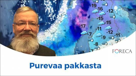 Foreca Youtubessa