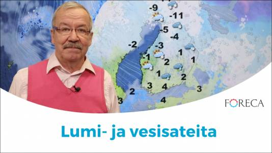 Jäätilanne Kuusamo