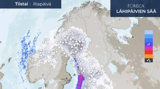 Sadetutka Jyväskylä